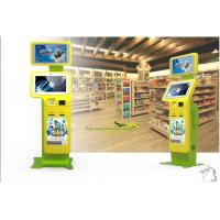 Quality Sef Service TFT LCD Monitor Invoices Printing, Elegant Looking Lobby Kiosk for sale