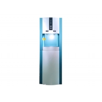 China 16L/D Bottled Water Dispenser with Button Type Water Tap on sale