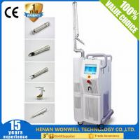 Quality Factory directly fractional co2 laser wart removal machine with ance treatment for sale