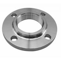 Buy ASTM B564 UNS N02200 threaded flange at wholesale prices