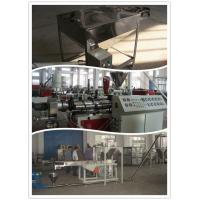 China Hot Cutting PVC Granules Making Machine WPC Recycling Pellet Production Line on sale