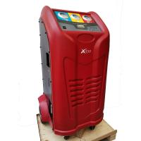 Quality 25 KGS Large Refrigerant Recovery Machine R134a Fan And Condensor for sale