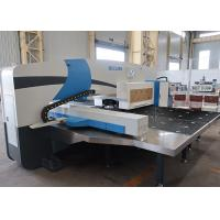Quality Hydraulic CNC Turret Punch Press with 32 Stations 2 Auto index 30 T for sale