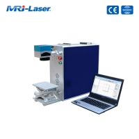 Quality 20W 1064nm Fiber Laser Engraving Machine For Stainless Steel for sale