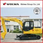 Quality farming machine chinese excavator yuchai excavator DLS880-9B for sale