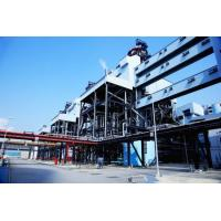 Quality Dual Fuel Gas Fired Power Stations High Efficiency Diesel Power Station for sale