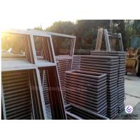 Quality Custom Aluminum Window Profile With Extruded Anodizing / Mill Finish for sale