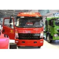 Quality 2013 Year Used HOWO Trucks , 2nd Hand Truck 4×2 Drive Mode For Constructions for sale