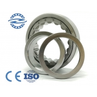 China Single Row NUP2214 GCr15 Cylindrical Roller Bearing on sale