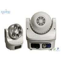 Buy cheap Cool White Led Bee Eye Moving Head Light 6 * 25 w / Led Stage Lighting from wholesalers