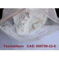 Quality USA FDA Approved Sleep Promoting Drug Tasimelteon Raw Powder CAS 609799-22-6 for sale