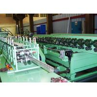 Buy Perforted Type Ladder Cable Tray Roll Forming Machine Chain or gear box Driven at wholesale prices