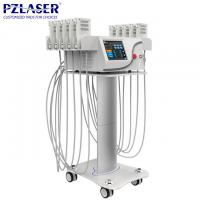 Medical Customized Lipo Laser Slimming Machine / Body Slimming Equipment for sale