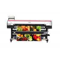 Buy cheap 64 Inch Large Format Sublimation Printing Machine Multi Functional 4 Colors from wholesalers