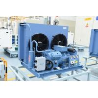 China Open Type Refrigeration Condensing Unit With High And Low Pressure Controller on sale