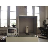 China Fabric Laboratory Textile Testing Instruments Large Fabric Hanging Standard NFPA701-2 on sale