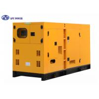 Quality Industrial 300KW Soundproof Diesel Generator  By Cummins Engine , Rate Output 380KVA for sale