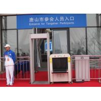 China duel energy baggage screening systems for Prison, event, hospital for sale