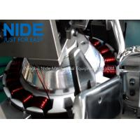 Buy BLDC Stator Winding Machine Color Customized For Wheel Hub Motor Stator at wholesale prices