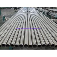 Quality Bright Annealed Stainless Steel Tubing DIN 17458 EN10216-5 TC 1 D4 / T3 1.4301/1.4307 25.4 X 2.11 X 6096 MM for sale
