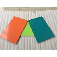 Quality PVDF Paint ACP Aluminium Composite Panel , Aluminium Plastic Composite Panel for sale