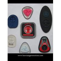 Quality cheap Custom 3d pvc rubber badge/rubber patch/silicone patcht for sale