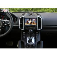 Multimedia Android 6.0 Navigation System for Porche Macan , Panamera , Cayenne
