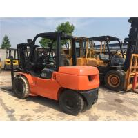 China Used Toyota 5T Forklift 7FD45 with Original Paint on sale