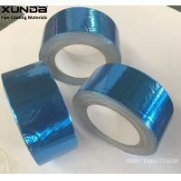 Quality Blue Aluminium Lamination Butyl Flashing Tape For Construction 50mm-800mm Width for sale