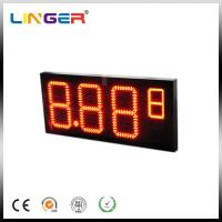 Quality Professional Electronic Oil Station Led Display Board Price With RF Controller for sale