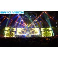 Buy cheap High Definition Indoor Rental LED Display 3.91mm Physical Pitch for Stage Car Show from wholesalers