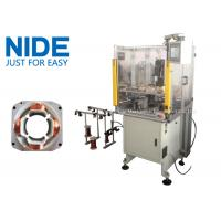 Quality Automatic stator inslot needle coil winding BLDC stator winding machine for sale