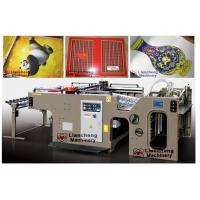 China manual textile screen printing machine linear touch high precision imported parts inverter control PLC on sale