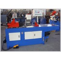 Quality Single Head Exhaust Pipe Forming Machine , Gd60 Tube End Forming Equipment for sale