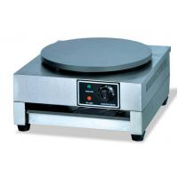 Buy 220V 50HZ Commercial Pancake Griddle Automatic Electric Crepe Making Machine at wholesale prices