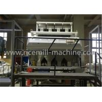 Quality High Configuration Color Sorter Machine Intelligent Control ISO9001 for sale