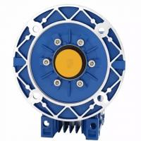Quality High Power Blue Worm Gear Speed Reducer 160-18000N.M 50Hz Frequency for sale