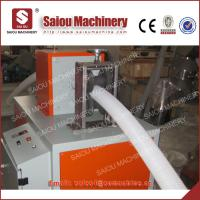 Quality 2014 NEW DESIGN Mechanical type plastic pipe punching machine for sale
