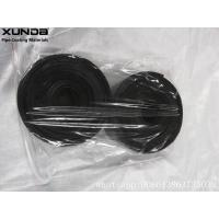 3LPE Pipeline Black Butyl Rubber Tape With Heat Shrinkable Sleeves Coating for sale
