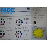 Buy High efficiency Motor Testing Equipment , Armature Tester For Stater Motor at wholesale prices