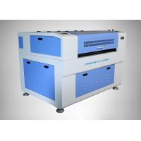 Quality Co2 Laser Engraving and Cutting Machine For Wood / Seal / Rubber Plate for sale