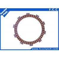Motorcycle Paper Based Honda Clutch Plate Brown Color CBR1000RR 22201-MAV-000 for sale