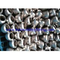 Quality But Weld Fittings, Duplex Stainless Steel Elbow LR/SR , ASTM B815 UNS S31803 / S32205 / S32750 / 32760 for sale