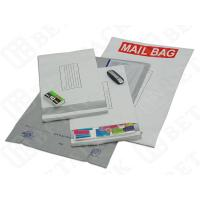Quality White / Grey Self Adhesive Poly Mailer , 24x24 Express Post Envelopes for sale