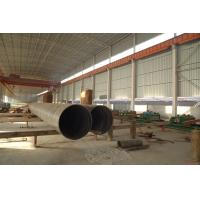 Quality DSAW Spiral Welded Steel Pipe, Coal Tar Enamel Coating for sale