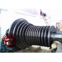 Quality 30Cr2Ni4MoV 34CrNi3Mo Heavy Steel Forgings , Alloy Steel Generator Rotor Forging for sale
