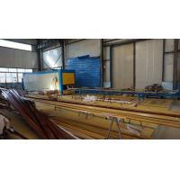Quality Automatic Aluminium Window Machinery , Wood Grain Transfer and Powder Coating Line for sale
