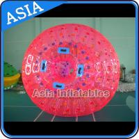 China Human Sized Inflatable Zorb Ball , Water Zorb , Snow Zorb on sale