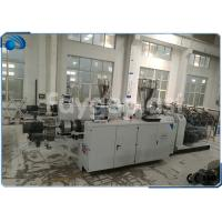 Quality CPVC Plastic Pelletizing Machine Granulating Line , CPVC Granules Production Line for sale