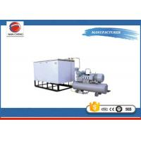 Quality Stainless Steel Drinking Water Tanks With Cold Chiller NC Series , Beverage Making Equipment for sale
